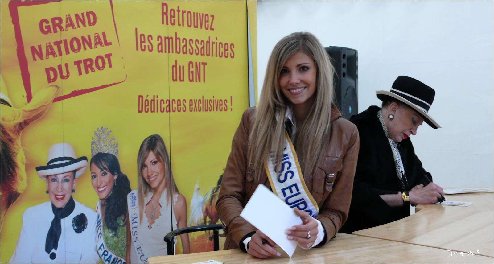 Grand National du Trot 2007 - Miss France - JeanClaudeM jcm-photo